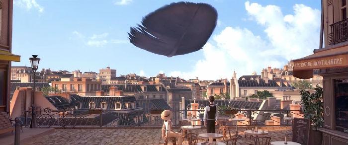 羽毛与巨鸟的旅行